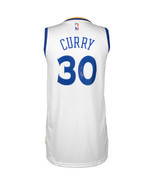 STEPHEN CURRY SIGNED WARRIORS WHITE JERSEY COA FANATICS AUTOGRAPH STEPH - €1.131,06 EUR