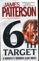 The 6th Target By Patterson & Paetro - $5.75