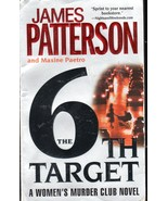 The 6th Target By Patterson & Paetro - $5.95