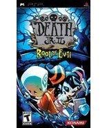 Death Jr. 2: Root of Evil - Sony PSP [Sony PSP] - $13.74
