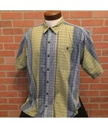 Patagonia Mens Shirt Size L Large Button Front Short Sleeve (3L40) - $16.82