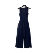 Fashion Nova Women's Jumpsuit Size Medium Blue Sleeveless  - $24.99