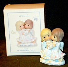 """Precious Moments """"Embrace In His Love"""" 124405 AA-191979 Vintage Collectible image 2"""