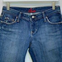 Blue Cult Girls Boot Cut Blue Jeans Size 27 - $25.71