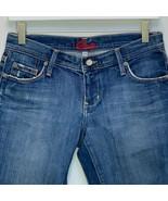 Blue Cult Girls Boot Cut Blue Jeans Size 27 - $25.71