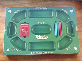 Vintage 1968 CADACO Tripoley Special Edition No.300 Board Game - $30.39