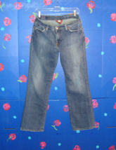 LUCKY CLASSIC RIDER JEANS SHORT SIZE 10/30 - $24.99