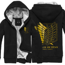 Attack on Titan Unisex Padded Jacket Costume - $65.99+