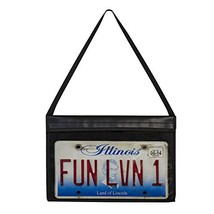 C-Line License Plate Holder with Hanging Strap, Stitched 41902 - $10.10