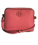 Tory Burch Taylor Crossbody ~ Paradise Pink Leather Camera Bag ~ New/NWT - $199.95