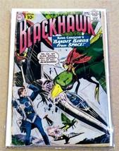 "BLACKHAWK #158 King Condor! Bandit Birds From Space"" Silver Age DC Comic... - $7.99"