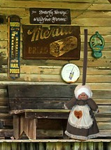 The Original Grandma Broom® Cover Soft Sculptured Face (Fits basic corn ... - $48.00
