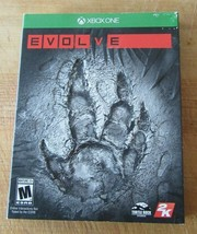 Evolve (Microsoft Xbox One, 2015) Brand New With Outer Sleeve - $9.89
