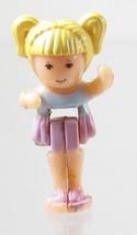 1995 Vintage Polly Pocket Doll Dance Studio - Tiny Tina Bluebird Toys - $7.50