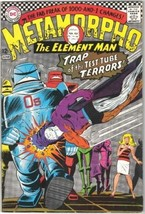 Metamorpho Comic Book #12 DC Comics 1967 VERY FINE- - $24.10