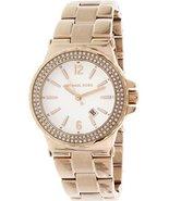 Michael Kors Women's Ritz MK5921 Rose Gold Stainless-Steel Quartz Watch - $149.95