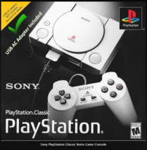 Sony PlayStation Classic Retro Modded Game Console (Custom Work Available) - $179.95