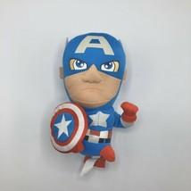 "Marvel 8"" Captain America Plush 2008 Stuffed Toy - $12.86"