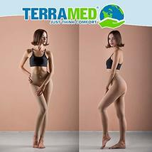 Terramed Advanced Graduated Compression Leggings Women - 20-30 mmHg Footless Mic image 3