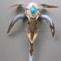 Thyrus Zenith cosplay prop staff from Final Fantasy XIV - $450.00