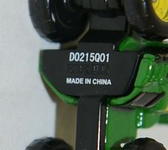 ERTL Tomy TBEK46233 John Deere 9020 Tractor Key Chain Green image 6