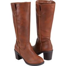 Soda Like Womens Tan Boots Size 6.5 BNIB - $35.99
