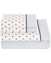 Tommy Hilfiger Novelty Print Queen Sheet Set - $79.99