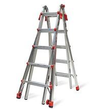 Little Giant Ladder Systems 22-Foot Multi-Position Aluminum LT Ladder - $270.29
