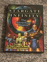 Stargate Infinity - The Adventure Begins (DVD) BRAND NEW / FACTORY SEALED - $6.95