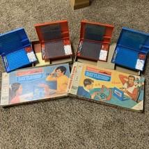 Lot Of 2 Vintage Battleship Board Games 1967 1971 Milton Bradley - $14.52