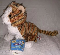 Webkinz Lilkinz Striped Alley Cat Brand New With Sealed/Unused Code Tag ... - $9.89