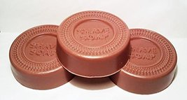 3 Pack Shaving Soap made with Shea Butter Red Earth Clay - $10.00