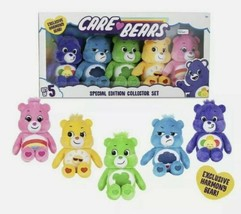 """Care Bears Special Edition Collector Set Of 5 (9"""" Size) Exclusive Harmon... - $64.99"""