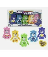 "Care Bears Special Edition Collector Set Of 5 (9"" Size) Exclusive Harmon... - $64.99"