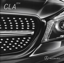 2014 Mercedes-Benz CLA-CLASS sales brochure catalog 250 45 AMG - $8.00