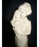 Woman And Baby Handmade Vintage Victorian Home Decor Bryon Molds   - $45.00