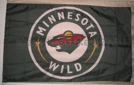 Minnesota Wild NHL 3x5 Flag Banner  - $23.00