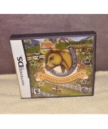 Nintendo DS CHAMPIONSHIP PONY Video Game in case with Instructions from ... - $14.96