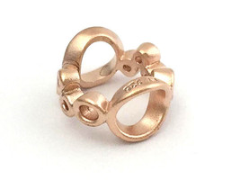 Endless Jewelry Bubbles Rose Gold Charm Bead, 61102, New - $28.49