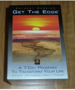 Anthony Tony Robbins Get The Edge 7 Day Program Transform Your Life 10 CD Set - $23.36