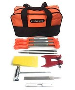 "Cataumet Chainsaw Sharpener File Kit - Includes 5/32"", 3/16"", 7/32"" Inch... - $33.97"