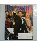 Harvard Magazine March 2012 Al Franken SNL to Senate Brain Trauma S3 - $39.99