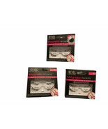 Ardell Pro Magnetic Accents Tapered Tips Pre Curved Band Faux Eye Lashes... - $9.95