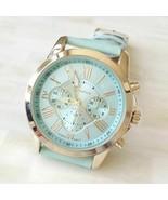 Analog Quartz Wrist Watch Women Fashion Ladies Shockproof Watches Leathe... - $7.23