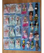 """5"""" MADAME ALEXANDER  McDonald Dolls 15 MIP - 12 Loose - $58.41"""