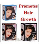 Eagle's Henna Color Hair Dye Henna Hair - Promotes hair Growth 6 Packs o... - $4.85