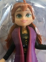 Disney Frozen 2 Anna Doll By Hasbro - $17.71
