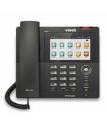 Vtech VSP861 ErisTerminal SIP Color TouchScreen 8 line Phone POE Deskset... - $96.17