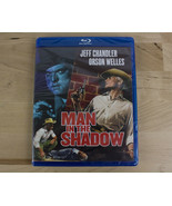 Man In The Shadow (Blu-ray, 1957) Orson Welles Jack Arnold from Kino Lorber - $14.99