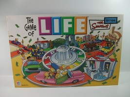 Game of Life Simpsons Edition Complete Board Game - $22.72